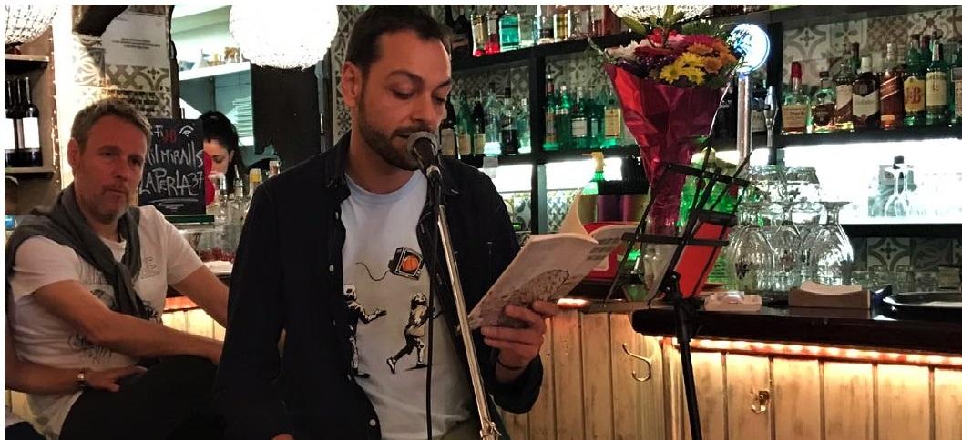 Entrevista a Joic Duran autor del libro Microinfartos Literarios