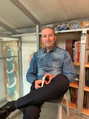 El escritor Acisclo Manuel Ruiz Torrero