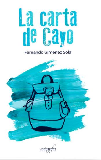 Portada de la novela La Carta de Cayo