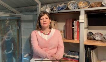 Ángeles Lorente Sáinz habla de su libro Rayo el guepardo
