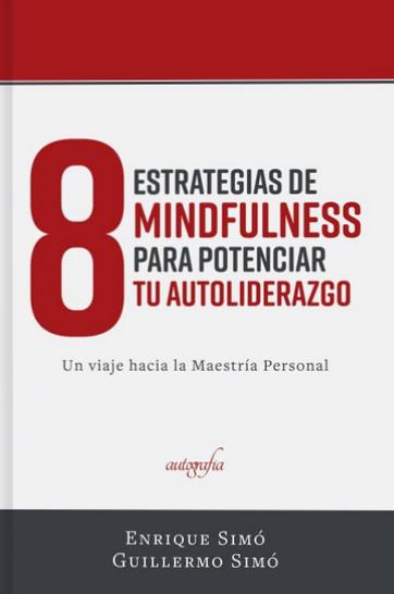 Portada del libro sobre mindfulness de los hermanos Simó